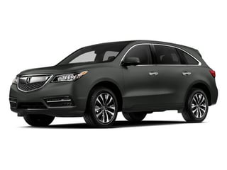 Forest Mist Metallic 2014 Acura MDX Pictures MDX Utility 4D Technology DVD 2WD V6 photos front view