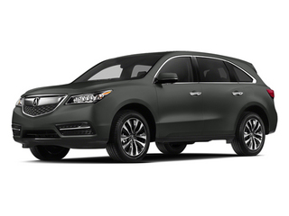 Forest Mist Metallic 2014 Acura MDX Pictures MDX Utility 4D Technology 2WD V6 photos front view