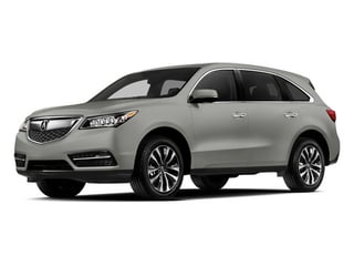 Silver Moon 2014 Acura MDX Pictures MDX Utility 4D Technology 2WD V6 photos front view
