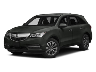 Forest Mist Metallic 2014 Acura MDX Pictures MDX Utility 4D Technology DVD AWD V6 photos front view