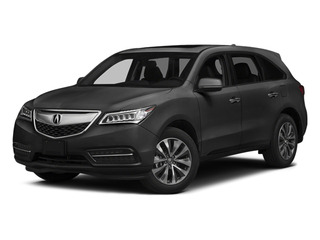 Graphite Luster Metallic 2014 Acura MDX Pictures MDX Utility 4D Technology DVD AWD V6 photos front view