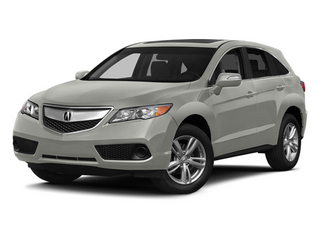 Silver Moon 2014 Acura RDX Pictures RDX Utility 4D 2WD V6 photos front view