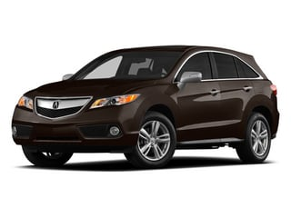 Kona Coffee Metallic 2014 Acura RDX Pictures RDX Utility 4D Technology 2WD V6 photos front view