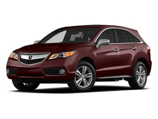 Basque Red Pearl II 2014 Acura RDX Pictures RDX Utility 4D Technology 2WD V6 photos front view