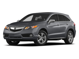 Forged Silver Metallic 2014 Acura RDX Pictures RDX Utility 4D Technology 2WD V6 photos front view