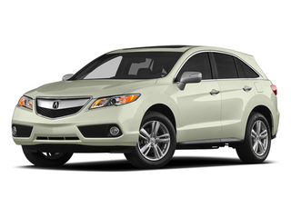 White Diamond Pearl 2014 Acura RDX Pictures RDX Utility 4D Technology 2WD V6 photos front view