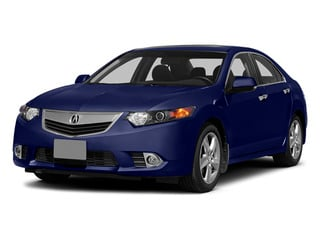 Vortex Blue Pearl 2014 Acura TSX Pictures TSX Sedan 4D I4 photos front view