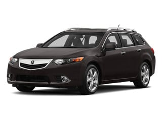 Graphite Luster Metallic 2014 Acura TSX Sport Wagon Pictures TSX Sport Wagon 4D I4 photos front view