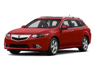 Milano Red 2014 Acura TSX Sport Wagon Pictures TSX Sport Wagon 4D I4 photos front view