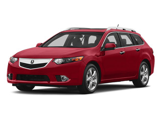 Milano Red 2014 Acura TSX Sport Wagon Pictures TSX Sport Wagon 4D Technology I4 photos front view