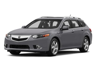 Forged Silver Metallic 2014 Acura TSX Sport Wagon Pictures TSX Sport Wagon 4D Technology I4 photos front view