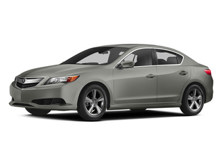 Silver Moon 2014 Acura ILX Pictures ILX Sedan 4D I4 photos front view