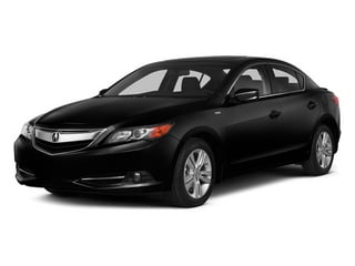 Crystal Black Pearl 2014 Acura ILX Pictures ILX Sedan 4D Hybrid Technology I4 photos front view