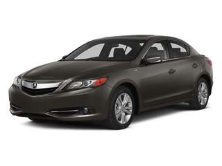 Amber Brownstone 2014 Acura ILX Pictures ILX Sedan 4D Hybrid Technology I4 photos front view