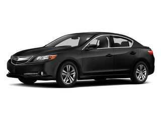 Crystal Black Pearl 2014 Acura ILX Pictures ILX Sedan 4D Hybrid I4 photos front view