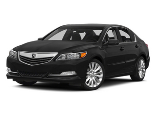 Crystal Black Pearl 2014 Acura RLX Pictures RLX Sedan 4D Technology V6 photos front view