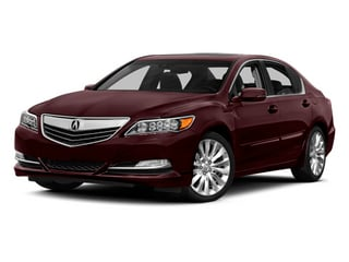 Pomegranate Pearl 2014 Acura RLX Pictures RLX Sedan 4D Technology V6 photos front view