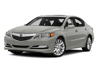 Silver Moon 2014 Acura RLX Pictures RLX Sedan 4D Technology V6 photos front view