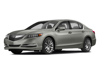 Silver Moon 2014 Acura RLX Pictures RLX Sedan 4D Advance V6 photos front view