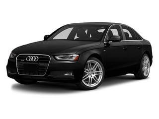 Phantom Black Pearl Effect 2014 Audi A4 Pictures A4 Sedan 4D 2.0T Prestige 2WD photos front view