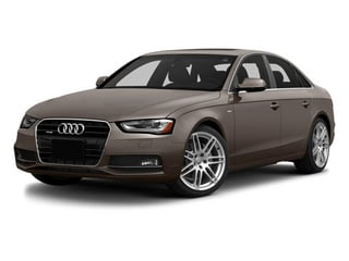 Dakota Gray Metallic 2014 Audi A4 Pictures A4 Sedan 4D 2.0T Prestige AWD photos front view