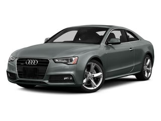 Monsoon Gray Metallic 2014 Audi A5 Pictures A5 Coupe 2D Premium Plus AWD photos front view