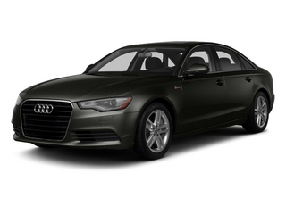 Havanna Black Metallic 2014 Audi A6 Pictures A6 Sedan 4D 2.0T Premium Plus AWD photos front view