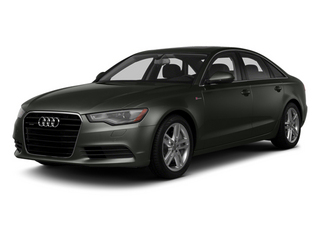 Daytona Gray Pearl Effect 2014 Audi A6 Pictures A6 Sedan 4D 3.0T Prestige AWD photos front view