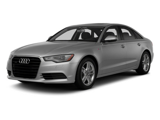 Ice Silver Metallic 2014 Audi A6 Pictures A6 Sedan 4D 2.0T Premium Plus AWD photos front view