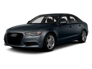 Moonlight Blue Metallic 2014 Audi A6 Pictures A6 Sedan 4D 2.0T Premium Plus 2WD photos front view