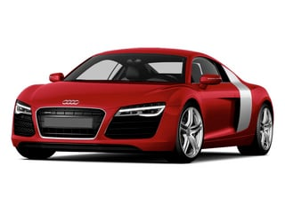 Brilliant Red 2014 Audi R8 Pictures R8 2 Door Coupe Quattro V8 (Manual) photos front view