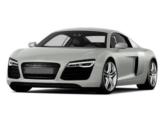 Suzuka Gray Metallic 2014 Audi R8 Pictures R8 2 Door Coupe Quattro V8 (Manual) photos front view