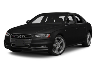 Phantom Black Pearl Effect 2014 Audi S4 Pictures S4 Sedan 4D S4 Prestige AWD photos front view