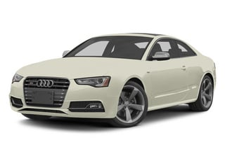 Glacier White Metallic 2014 Audi S5 Pictures S5 Coupe 2D S5 Premium Plus AWD photos front view
