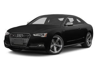 Brilliant Black 2014 Audi S5 Pictures S5 Coupe 2D S5 Premium Plus AWD photos front view