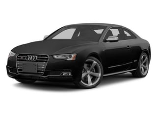 Phantom Black Pearl Effect 2014 Audi S5 Pictures S5 Coupe 2D S5 Premium Plus AWD photos front view
