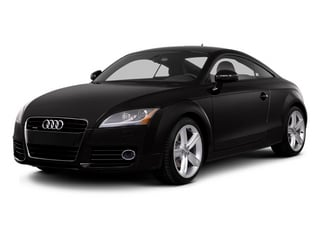 Oolong Gray Metallic 2014 Audi TT Pictures TT Coupe 2D AWD photos front view