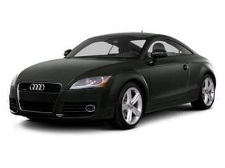 Daytona Gray Pearl Effect 2014 Audi TT Pictures TT Coupe 2D AWD photos front view
