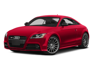 Misano Red Pearl Effect 2014 Audi TTS Pictures TTS Coupe 2D AWD photos front view