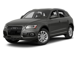 Monsoon Gray Metallic 2014 Audi Q5 Pictures Q5 Util 4D TDI Premium Plus S-Line AWD photos front view