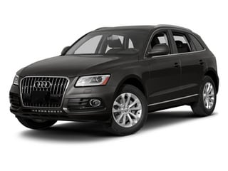 Lava Gray Pearl Effect 2014 Audi Q5 Pictures Q5 Utility 4D TDI Prestige AWD photos front view