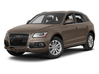 Maya Brown Metalilc 2014 Audi Q5 Pictures Q5 Util 4D TDI Premium Plus S-Line AWD photos front view