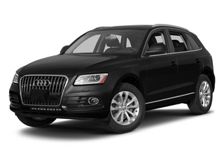Phantom Black Pearl Effect 2014 Audi Q5 Pictures Q5 Util 4D TDI Premium Plus S-Line AWD photos front view