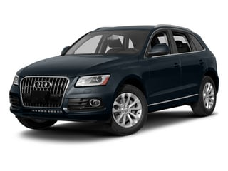 Moonlight Blue Metallic 2014 Audi Q5 Pictures Q5 Util 4D TDI Premium Plus S-Line AWD photos front view