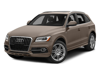 Maya Brown Metalilc 2014 Audi Q5 Pictures Q5 Utility 4D 2.0T Prestige AWD Hybrid photos front view