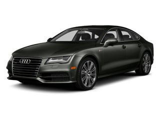 Daytona Gray Pearl Effect 2014 Audi A7 Pictures A7 Sedan 4D 3.0T Prestige AWD photos front view