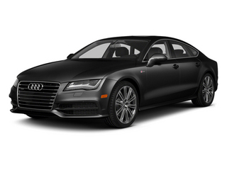 Brilliant Black 2014 Audi A7 Pictures A7 Sedan 4D TDI Prestige AWD T-Diesel photos front view