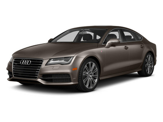 Dakota Gray Metallic 2014 Audi A7 Pictures A7 Sedan 4D TDI Prestige AWD T-Diesel photos front view