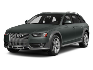 Monsoon Gray Metallic 2014 Audi allroad Pictures allroad Wagon 4D Premium AWD I4 Turbo photos front view
