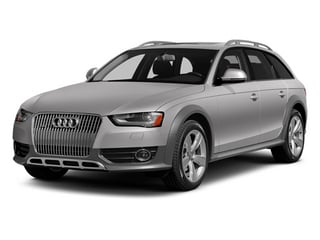 Cuvee Silver Metallic 2014 Audi allroad Pictures allroad Wagon 4D Premium AWD I4 Turbo photos front view